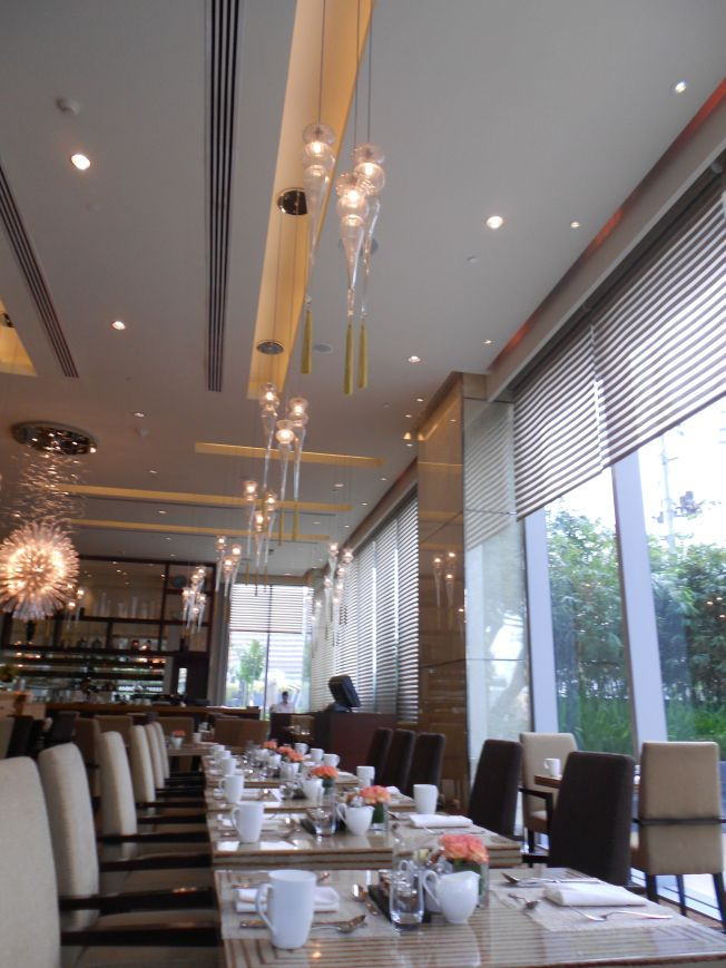 Spectrum Restaurant at Raffles Makati