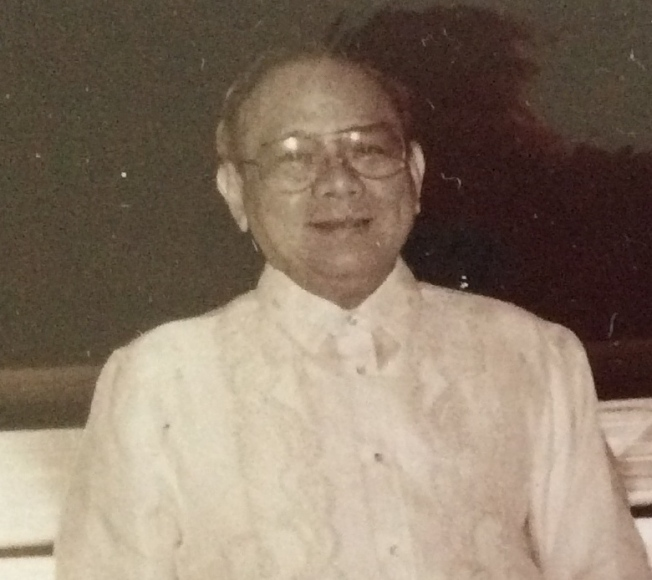 Papa, 1933- June 17, 2003