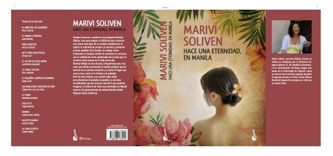 Nothing lost, most everything gained  in the Spanish Translation, out in time for Christmas