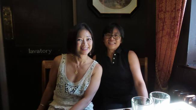 Award-winning YA author Candy  Gourlay met me for lunch at a 17th century pub