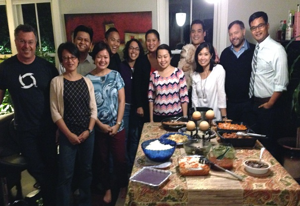 Thank you Bren and the Filipino American Book Club for inviting me to the party!