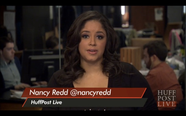 HuffPost Live Host Nancy Redd